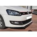 14619835 - DP Design VW Polo MK5 2009-2017 Ön Tampon Altı Basic P.Black Lip - n11pro.com