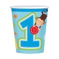 35947124 - Güzel 1 Yaş Erkek Bardak Mavi - n11pro.com