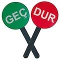 43168574 - Essafe Ge 6050 Dur Geç El Tipi 20 CM Kırmızı-Yeşil - n11pro.com