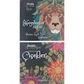 57296047 - Mandala Boyama Kitabı Seti Hayvanlar + Çiçekler - Karatay Yayınları - n11pro.com