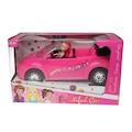 00708747 - Kingt Toys Bebekli Araba Kutulu Pembe - n11pro.com