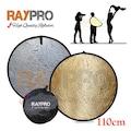 06655757 - Raypro 110 CM Profesyonel 2 in 1 Yansıtıcı Reflektör - n11pro.com