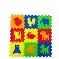 86297577747231753954 - Akar Eva Hayvanlar Puzzle Mat 33 x 33 CM - n11pro.com