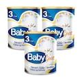 Baby Goat 3 Keçi Sütü Bazlı Devam Sütü 3'lü 400 gr