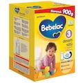 Bebelac 3 Bebek Devam  Sütü 900 gr SKT:15.10.21