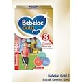 Bebelac Gold 3 Devam Sütü 900 gr SKT: 2021/05