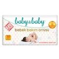 Baby & Baby Bebek Bakım Örtüsü Alt Açma Bezi 30'lu Paket