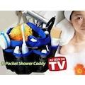 Traş Köpüğü Banyo Jeli Diş Fırçası Düzenleyici 8 Gözlü Çanta