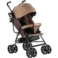 Babyhope SA7 Tam Yatar Pratik Baston Puset Bebek Arabası
