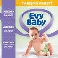 Evy Baby Bebek Bezi Tanışma Paketi Seçmeli Fırsat (YENİ)