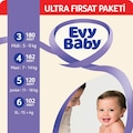 Evy Baby Bebek Bezi - Ultra Fırsat Paketi - Dilediğin Bedeni Seç