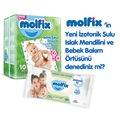 Molfix Bebek Bezi 4+ Beden Maxi Plus 2 Aylık Fırsat Paketi 288 Ad