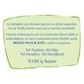 Molfix Pure and Soft Bebek Bezi Yeni Doğan 184 Adet + 2 Adet İzot
