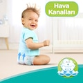 Prima Aktif Bebek Aylık Fırsat Paketi 5 Beden 116 Adet Junior
