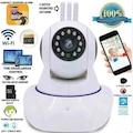 Gece Görüşlü HD 360 Derece Wifi İp Kamera Bebek Kamerası