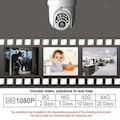 Motorlu iP Kamera + 1080P SPEED DOME PTZ 2MP Dış Mekan IP Kamera
