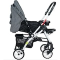 AB-321 FOUR 4 BABY BEBEK ARABASI TRAVEL PUSET TERMAL ÇANTA