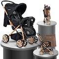 Baby Home Bh-655 Pasific Plus Çift Yönlü Bebek Arabası