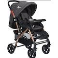 Four Baby 2019 Lüx Gold Mama Tablalı Çift Yönlü Bebek Arabası