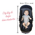 Kiwi City Way 5 in 1 Bebek Arabasi,Taşıma Koltuğu,Bakım Çantası