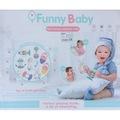 9 Parça Bebek Çıngırak ve Diş Kaşıma Seti Kutulu Ürün