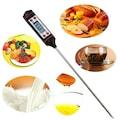 Termometre Sıvı Gıda Et Su Yiyecek Sıcaklık Ölçer Mutfak thr163x