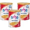 SMA Optipro Devam Sütü 800gr 3'lü Set Çeşitleri