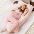 BedEx Hamile Yastığı Ortopedik Hamile Yastık 5 Bölge Destekli
