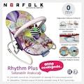 Norfolk Rhythm Titreşimli ve Müzikli Ev Tipi Ana Kucağı ✅
