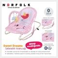Norfolk Sweet Dreams Oyuncaklı Ev Tipi Ana Kucağı Ana Dizi -Kuş