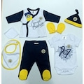 Fenerbahçe Orjinal Forma Bebek Hastane Çıkışı BE226C6K-1