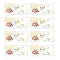 8 Adet Uni Baby Sensitive Islak Bebek Havlusu 8*56 Yaprak