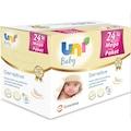 Uni Baby Sensitive Islak Mendil Havlu KAPAKLI 56x24 1344 Yaprak