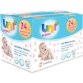 Uni Baby Wipes Islak Havlu 24'lü Fırsat Paketi / 60x24 (1.440 Yap