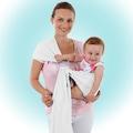 Bundera Bebek Taşıma Şalı Bebek Çantası Gibi Kanguru Sling Şal