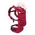 İLKAY BABY HANDY Bebek Taşıma Kanguru anakucağı - Bordo 3ay-4yaş