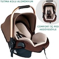 Baby Home Bh-500 Comfort Ana Kucağı Bebek Oto Koltuğu Puseti
