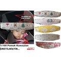 Çocuklar için Araç koltuğu Baş Destegi -Sabitleme %100 pamuk