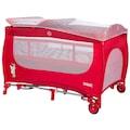 Kanz KZ 8025 Sunset Oyun Parkı Yatak 70x110 Kırmızı