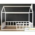 Montessori Yatak-Çocuk Yatağı Standart Model Masifahşap