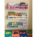 Çocuk Odası Montessori Eğitici Kitaplık Okul Öncesi ve Sonrası