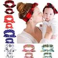 Cicim Moda Anne Bebek Takım Saç Bandı Bandana