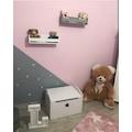Çocuk Odası Mobilya Ahşap Oyuncak Sandığı