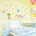 Bebeğin Rüyası Anaokulu Yuva Çocuk ve Bebek Odası Dekoru PVC Duva