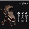 Baby Home Bh-955 Gold Vip Travel Sistem Bebek Arabası + Puset