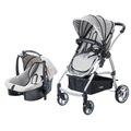 Babyliss tesla travel sistem bebek arabası