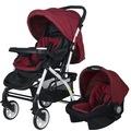 Four Baby Aktive Travel-Seyahat Sistem Bebek Arabası