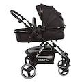 Kraft Fit 2 Travel Bebek Arabası Black