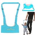 Mavi Bebek Yürüteci Beşik Koltuk Yürüme Arabası Askı cin02mv
