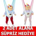 Bundera Luna Bebek Hoppala Zıp Zıp Yürüteç Asmalı Yaylı Zıpzıp